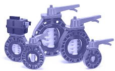 low torque butterfly valves